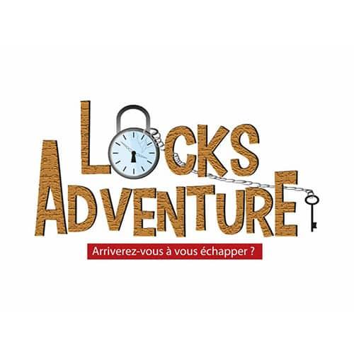 Site de réservation escape game - Locks Adventure Haguenau
