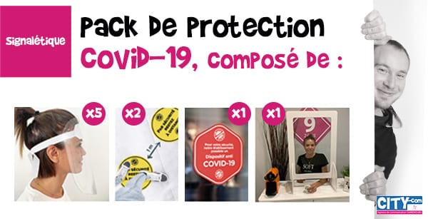 pack de protection covid-19